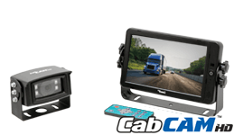 CabCAM™ High Definition Video System A-HD7M1C