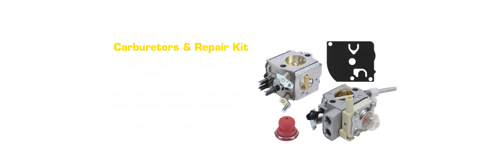 Aftermarket Carburetors & Parts